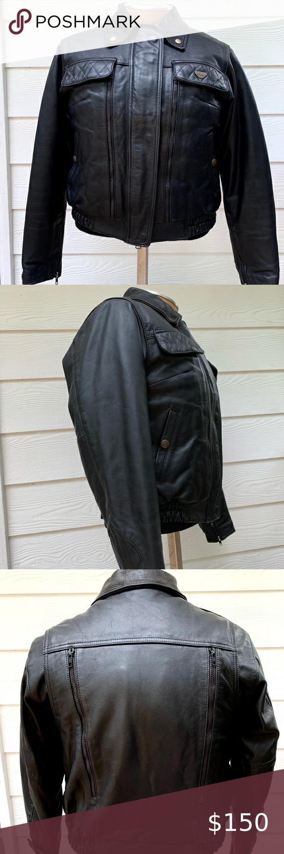 Vintage Firstgear leather jacket by Hein Gericke® in 2020