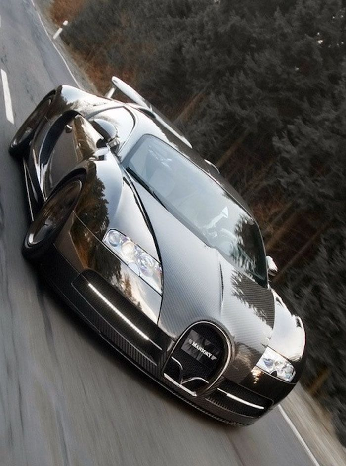 Mansory Bugatti Veyron ブガッティ カー 車