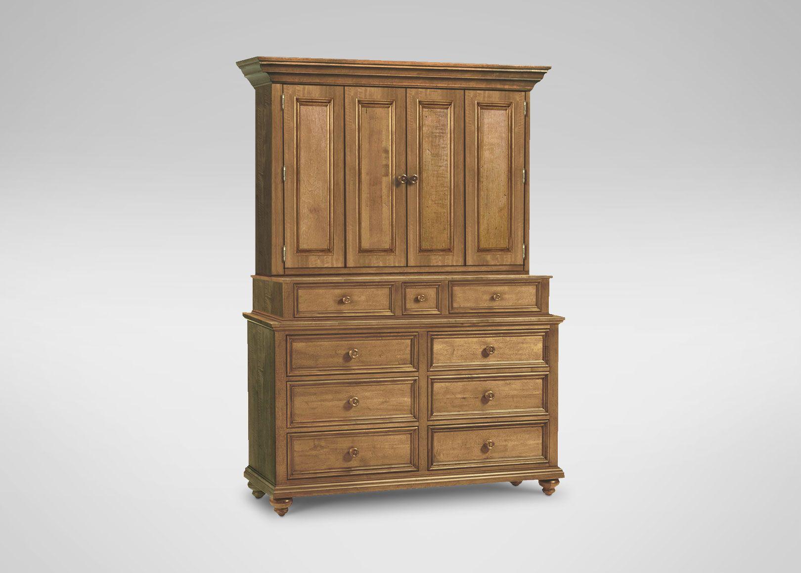 Carter Media Dresser | Dressers U0026 Chests