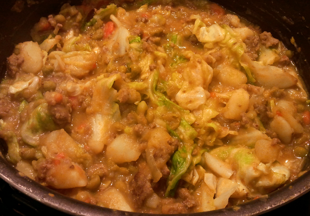 Beef And Cabbage Stew Hcg Recipe | Hcg For You
