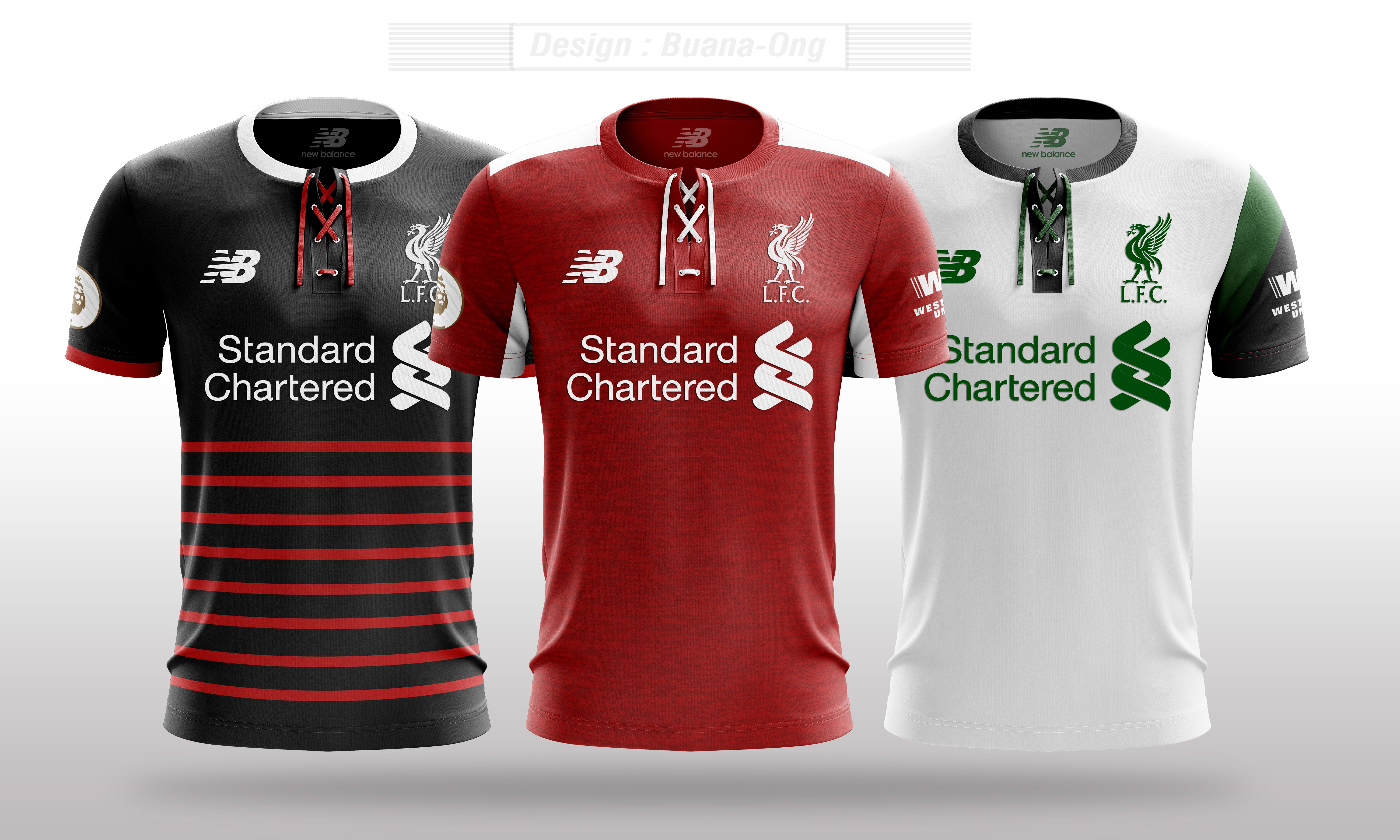 Check Out My Behance Project Liverpool Home Away Thrid Concept Jersey 2019 2020 Https Www Behance Net Gallery 7305187 Liverpool Home Jersey Liverpool