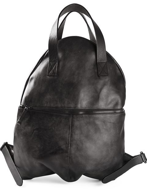 Shop Marsèll soft backpack in A'maree's from the world's best independent boutiques at farfetch.com. Over 1000 designers from 300 boutiques in one website.