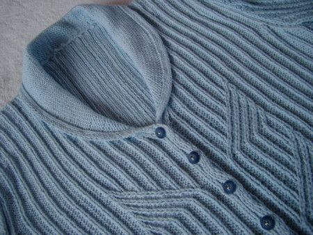 From Ishi's knitting diary.