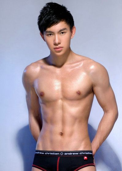 Hot-Chinese-male-model-1.jpg 398×555 pixels