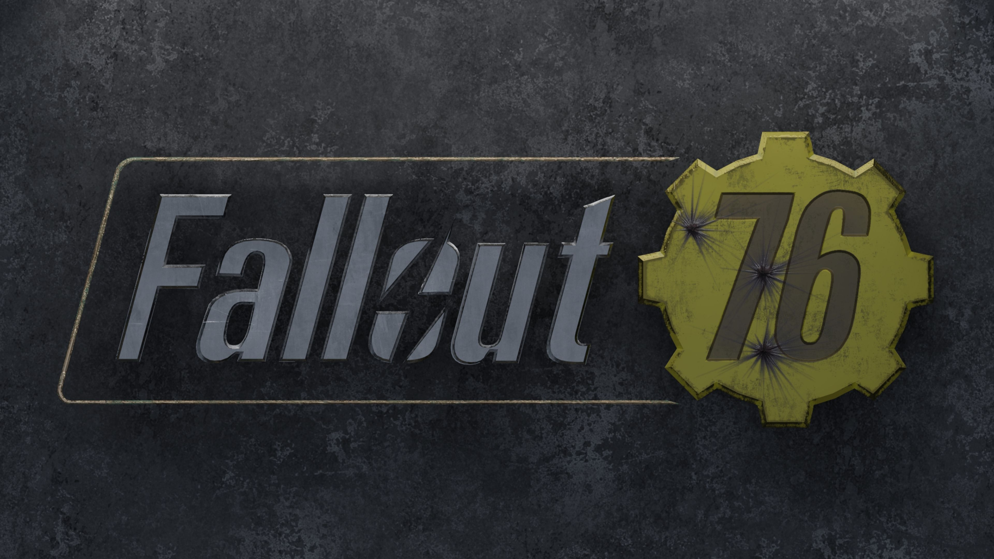 Found 29 Fallout 76 Wallpaper Tag Latest Post Is Fallout 76 Logo 4k Wallpaper Browse For More Hd 4k 8k Ultra Hd Resolution Fallout Wallpaper Hd Wallpaper