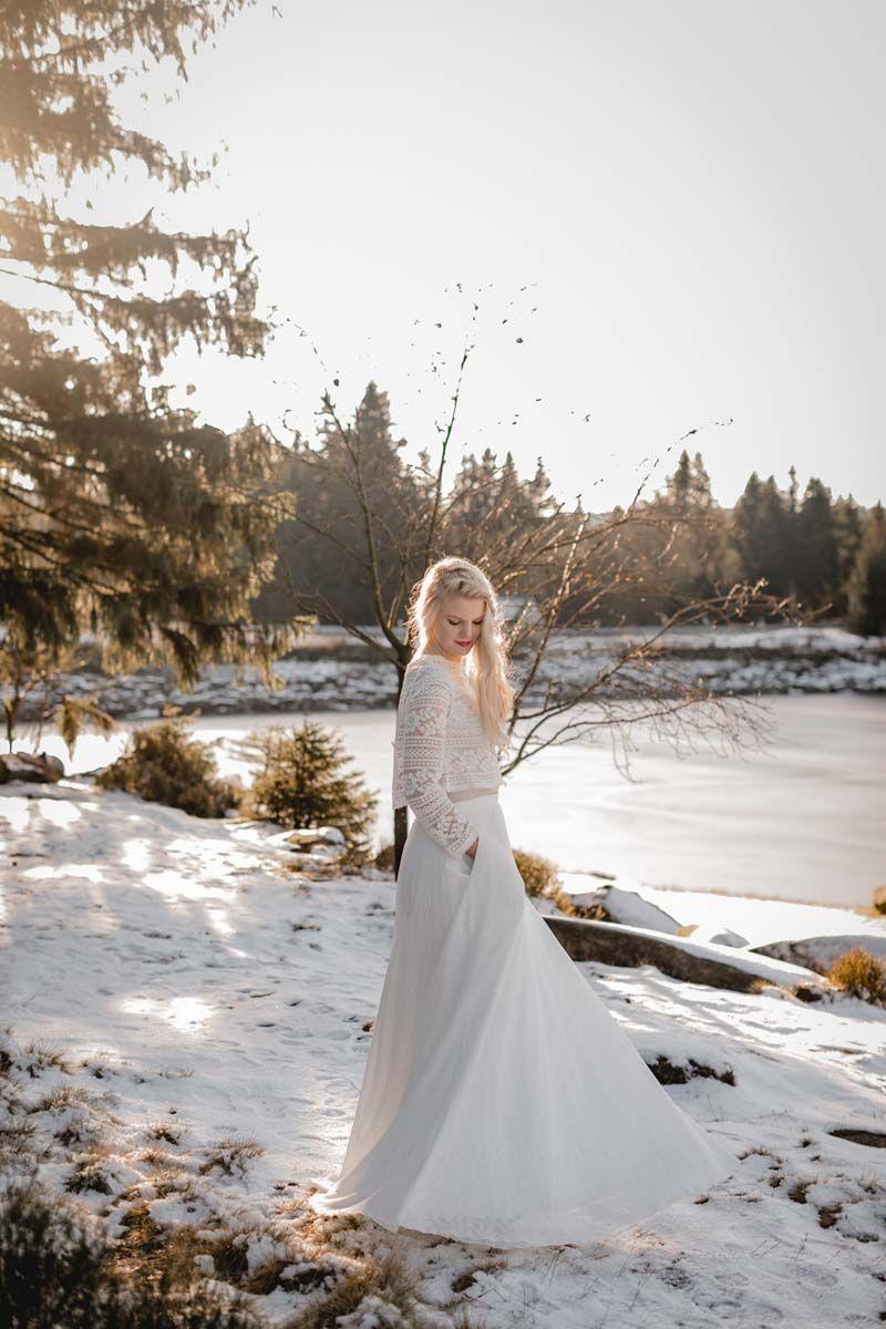 Die neue elementar Brautkollektion NO FAIRY TALE besticht ...