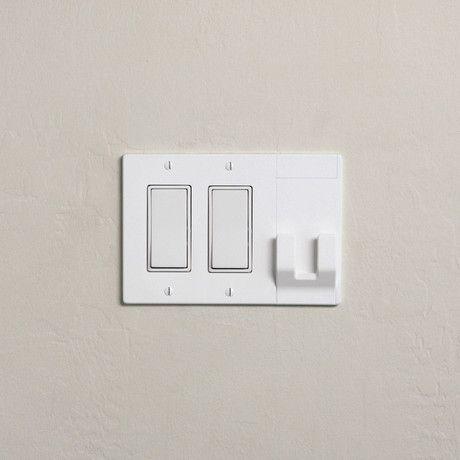 2hang Rocker Light Switch Covers Rocker Plates On Wall