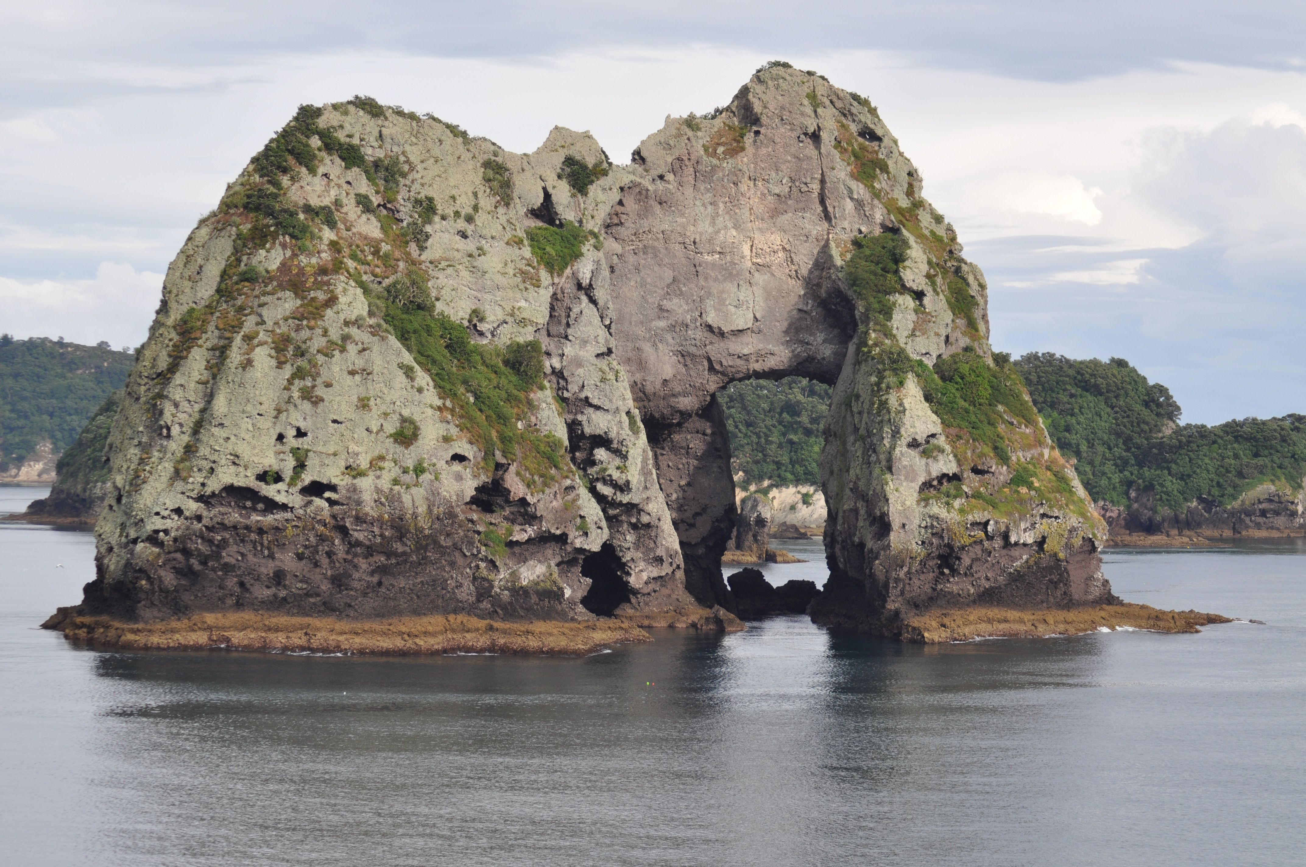 Needle Rock, Mercury Bay ~ North Island, New Zealand