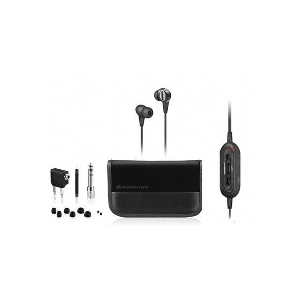 Sennheiser CXC 700 - Audio transmission always works – even in passive mode and without the batteries