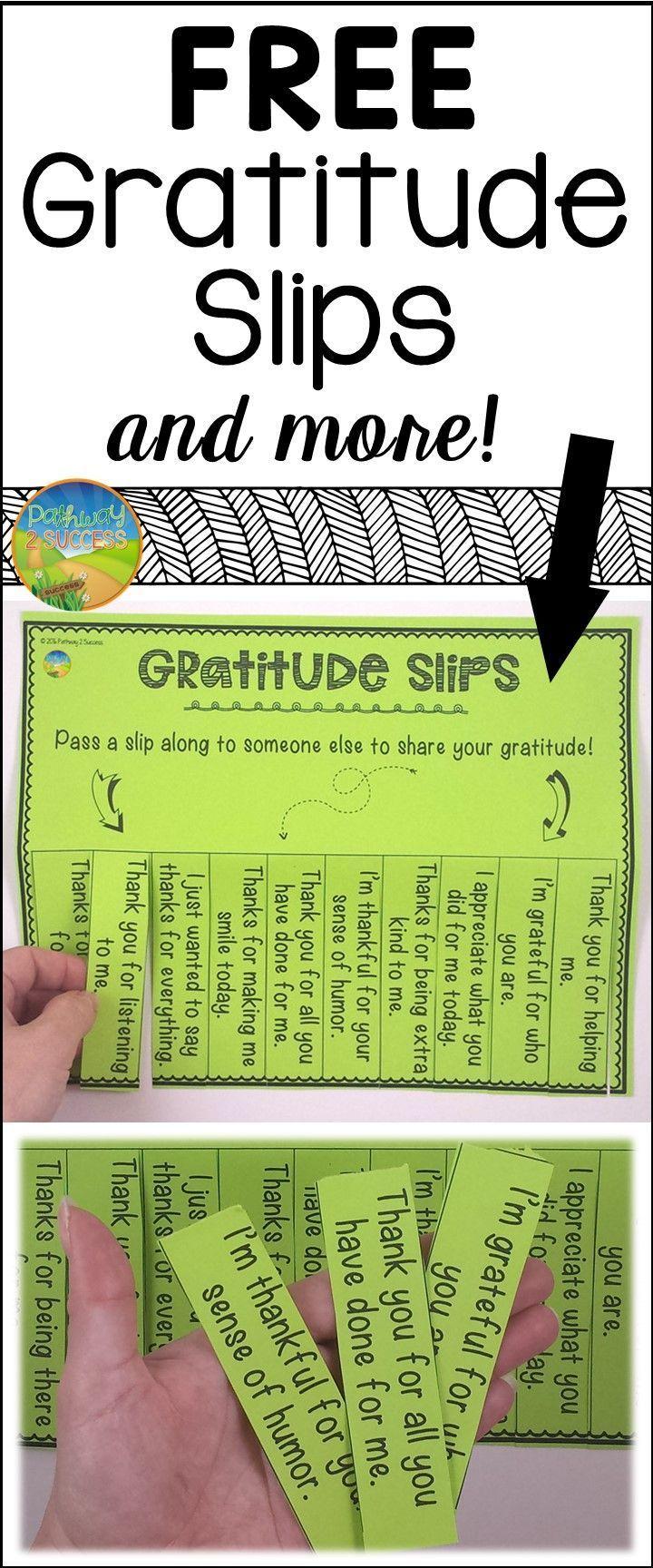 Free Gratitude Activities   mindset   Kindness activities