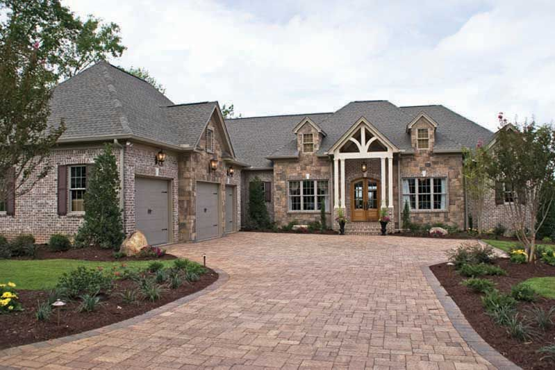 Home Plans And House Plans By Frank Betz Associates New House Plans Luxury House Plans French Country House Plans