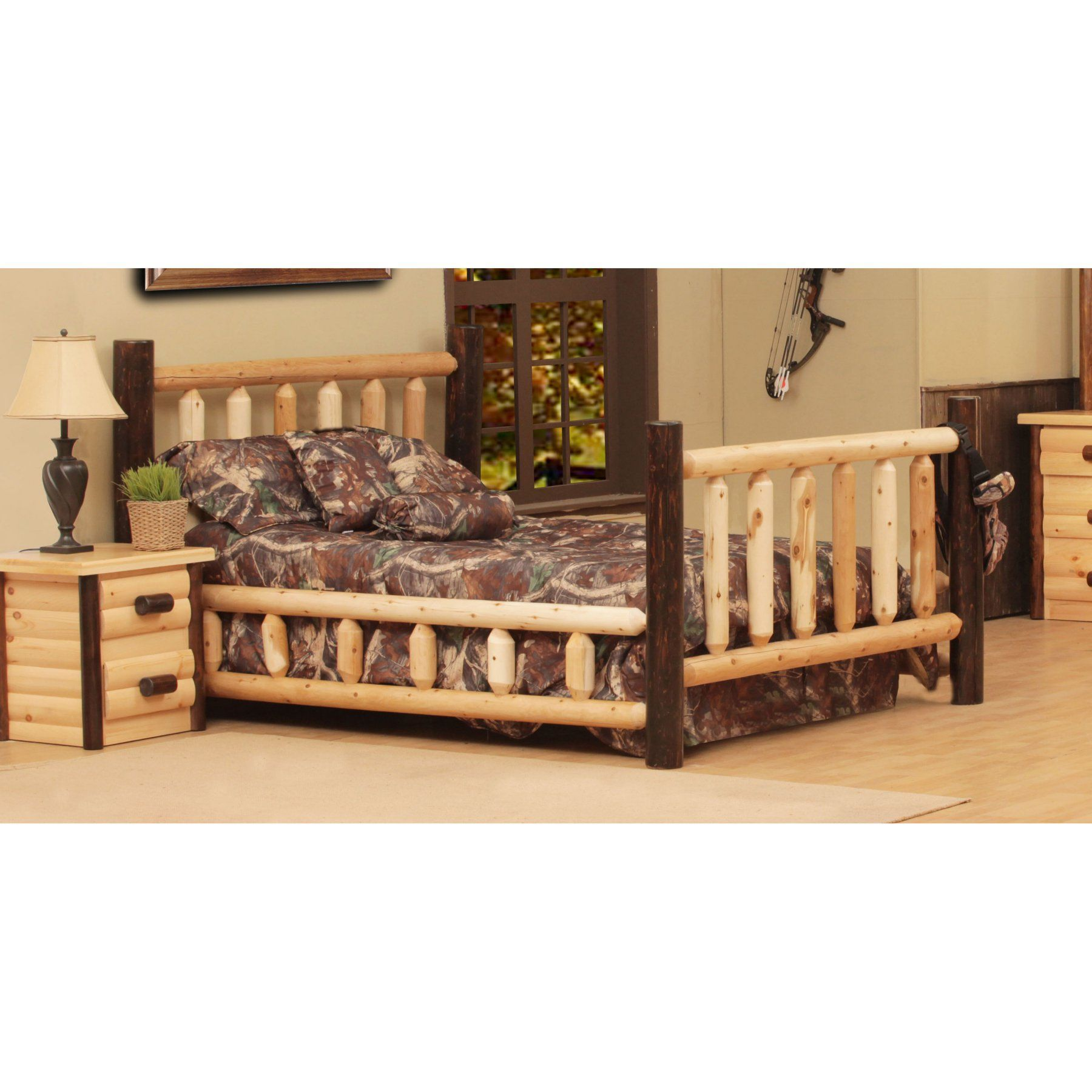 Chelsea Home Furniture Chester Twin Bed - 85200-B-N-3