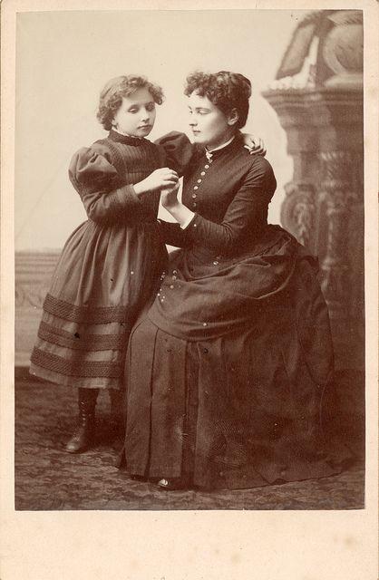 Helen Keller's Teacher Anne Sullivan