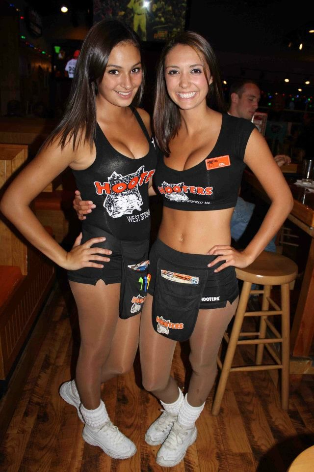Nice Leaping Hooters
