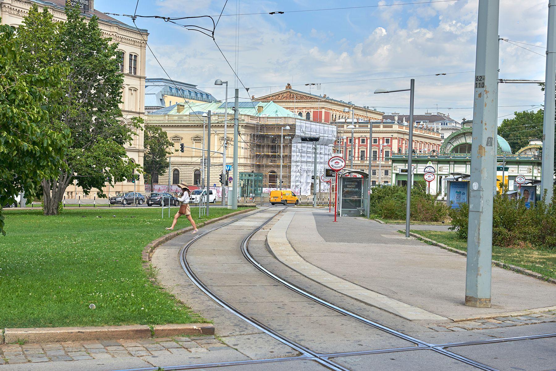 Tranvía (Straßenbahn)