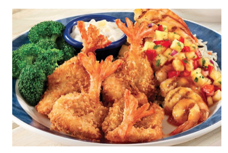 Red Lobster: Save $5 Off Any Adult Entree / Save $10 Off Any 2 Adult Entrees