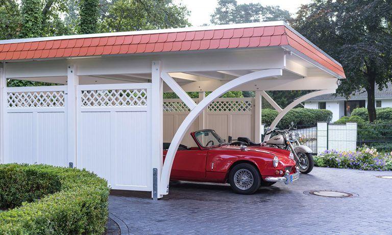 Gestalten Sie Mit Unserer Hilfe Ihre Carports Holz Roeren Gmbh In Das Beste Von Scheerer Carport Konfigurator Mit Bildern Carport Holz Carports Carport Terrasse