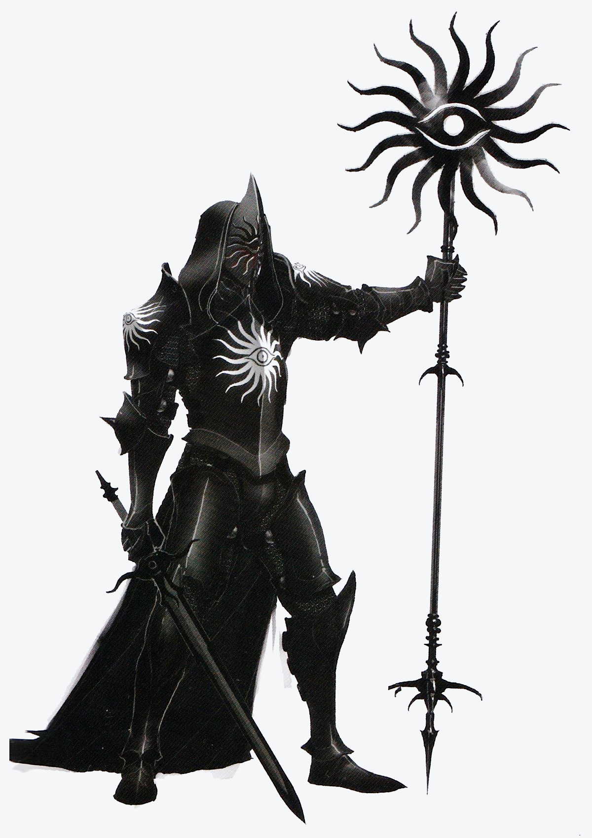Dragon Age Inquisition Character Design Ideas : The inquisitor concept art in of dragon age