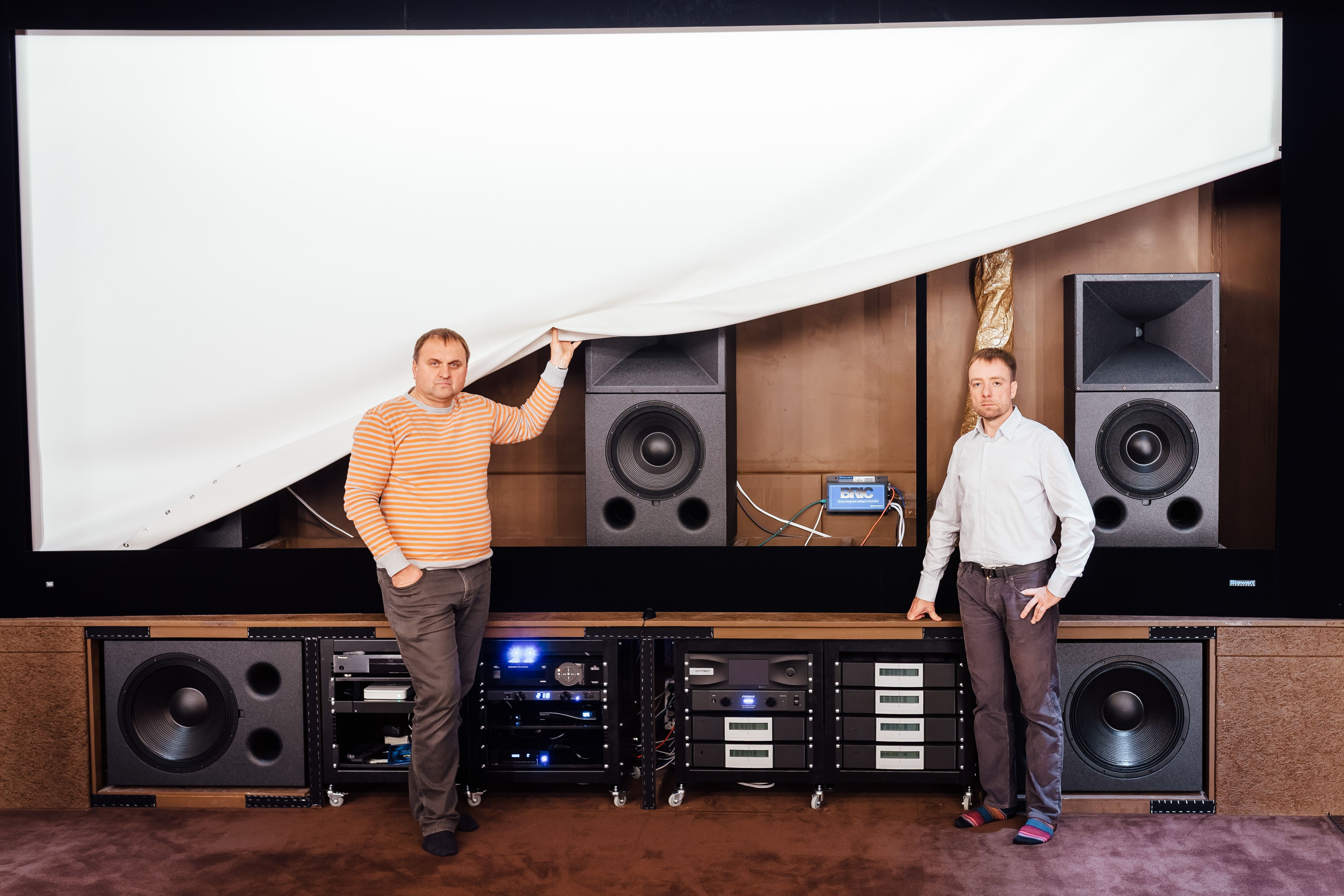 Great Home Theater Installation Form Our Partners Videomir  # Deco Table Tele Plus Homecimema