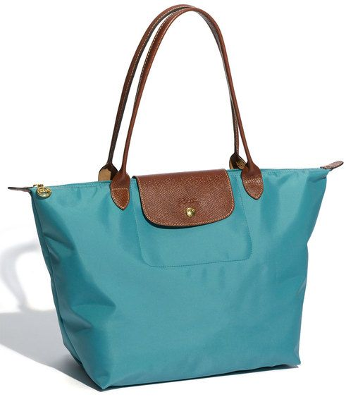 Turquoise Le Pliage #Longchamp | Longchamp bag, Longchamp handbags ...