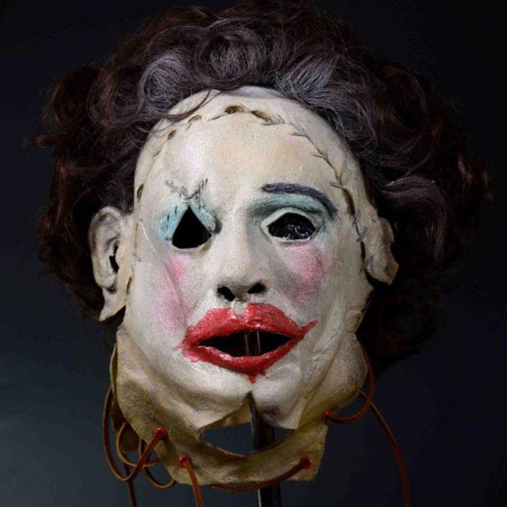 Texas Chainsaw Massacre Leatherface 1974 Pretty Women Mask | Texas ...