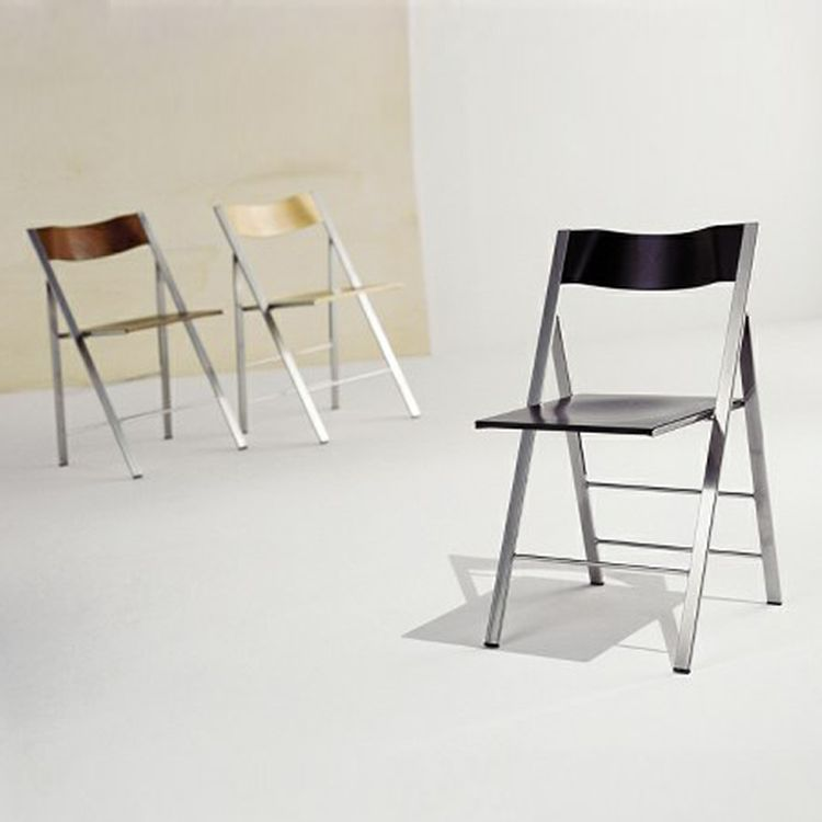 The Pocket Chair Is A High Quality, Italian Made Folding Chair. Just 3/4u2033  Deep When Folded.