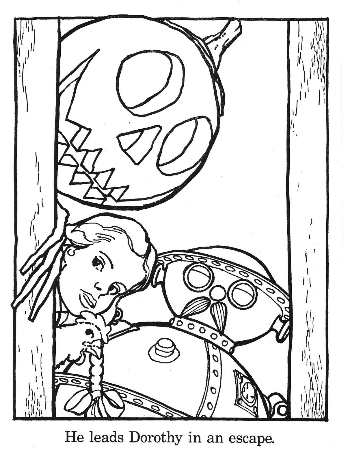 tiktok coloring pages | Pin on Return To Oz