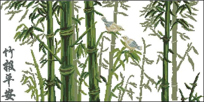 Вышивка крестом конопля схемы как отличить мужские растения марихуаны от женских