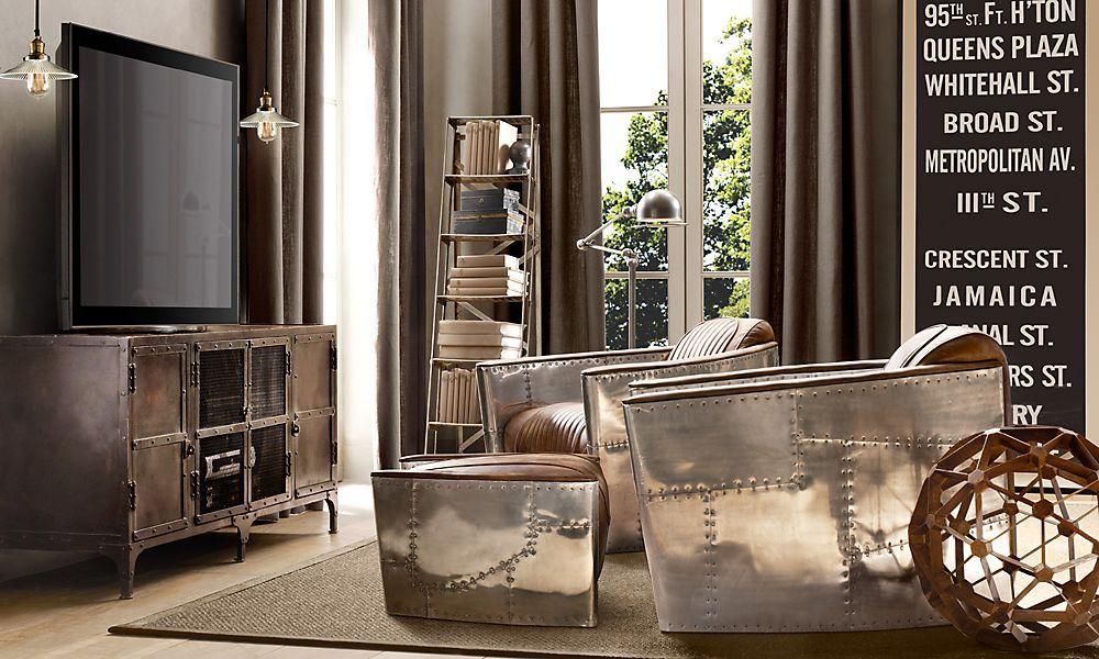 Rooms  Restoration Hardware  Living Rooms  Pinterest Captivating Living Room Design Tools Design Decoration