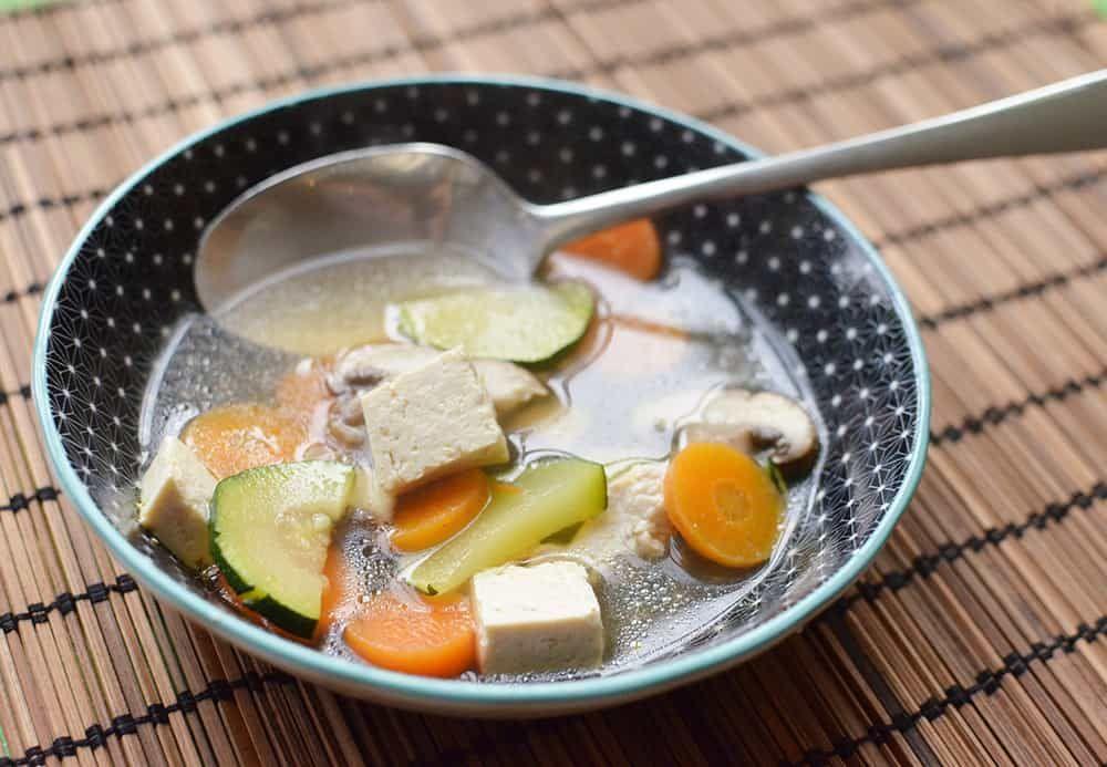 Schonkost-Rezept: Tom Kha Gai Suppe - Erbsenprinzessin