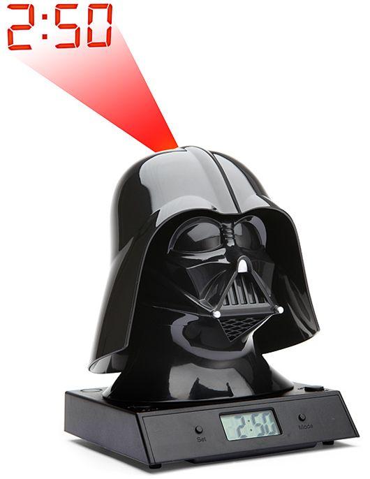9225d49a38a Darth Vader Projection Alarm Clock