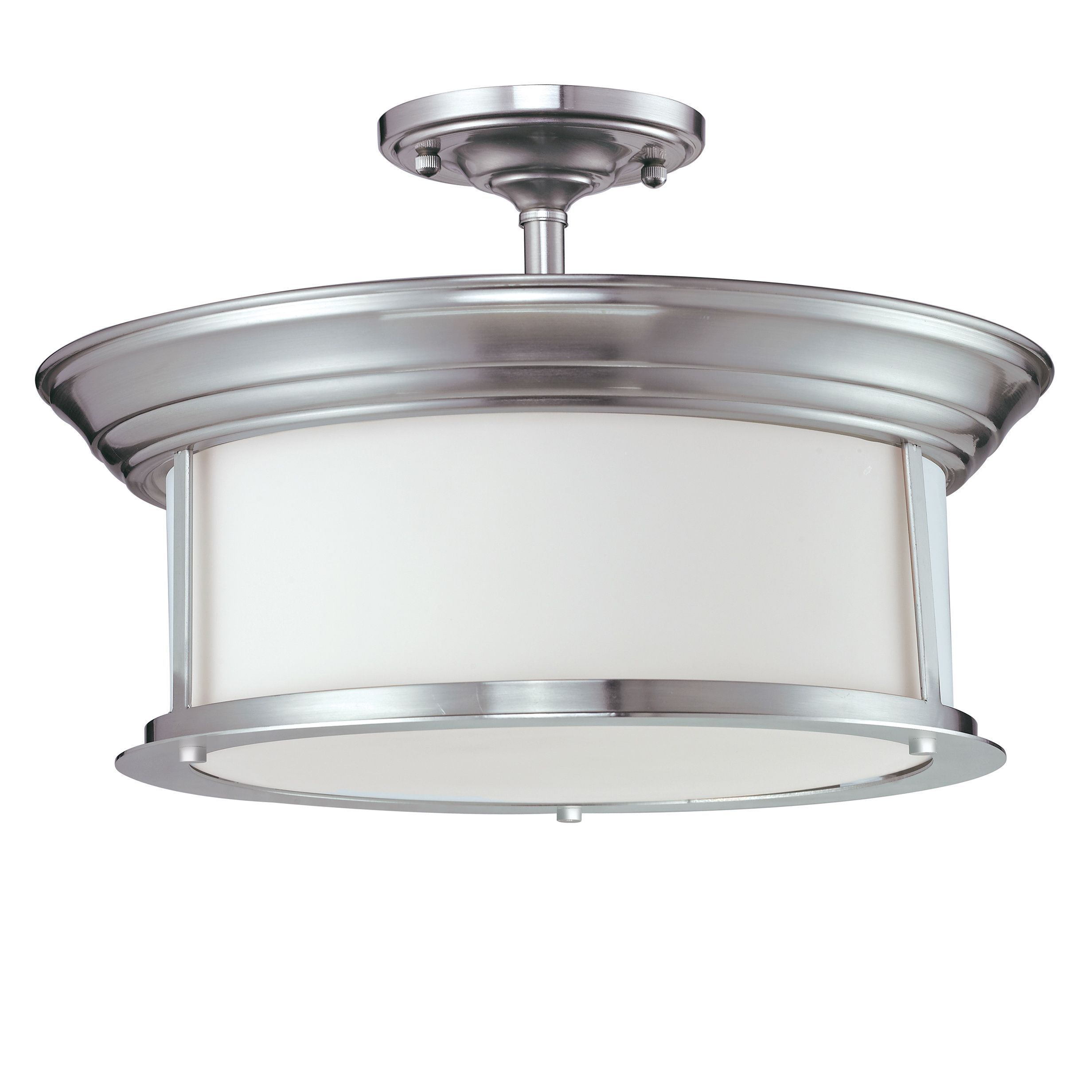 Avery Home Lighting 3light Semiflush Mount Pendant Lamp