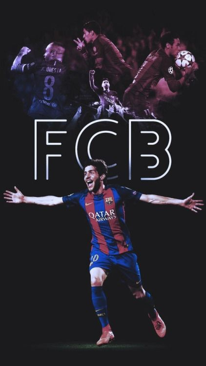 F C Barcelona Edit By Lil Piece Of My World On Tumblr