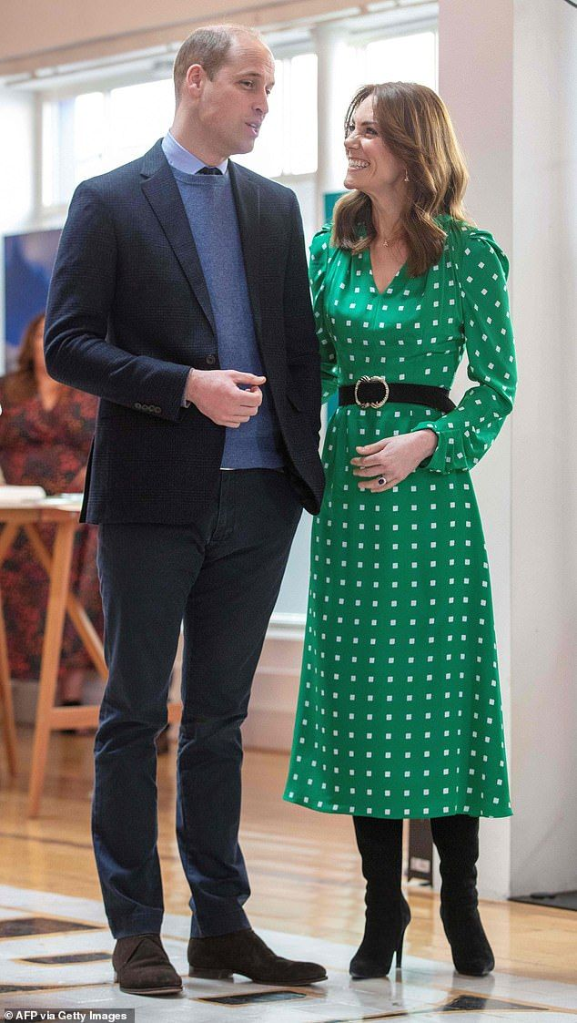 Prince William gushes over how much he 'loves' his wife Kate Middleton