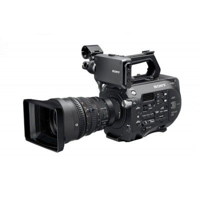 Sony PXW-FS7K 4K XDCAM Camcorder with 35mm Full Frame Powered Zoom ...