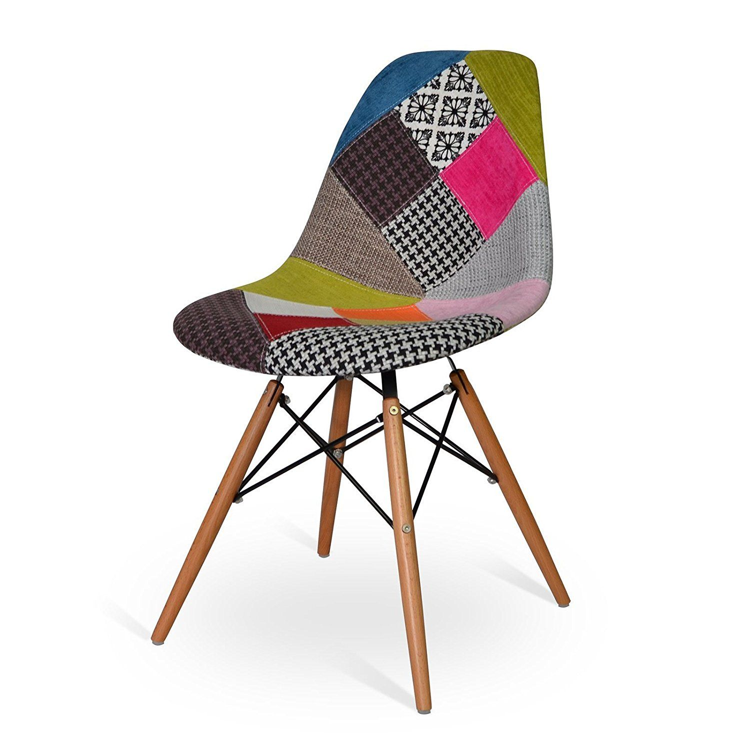 Chair Eames Dsw Style Inspiration Charleseames Patchwork