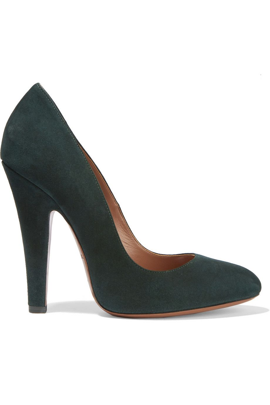1f0c1598d2f5 ALAÏA Suede Pumps.  alaïa  shoes  pumps