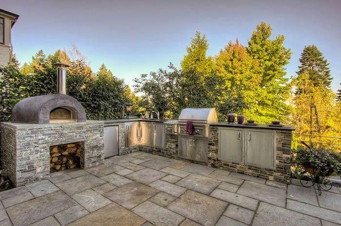 37 Outdoor Kitchen Ideas Designs Picture Gallery Outdoor Kitchen Outdoor Kitchen Design Outdoor Kitchen Plans