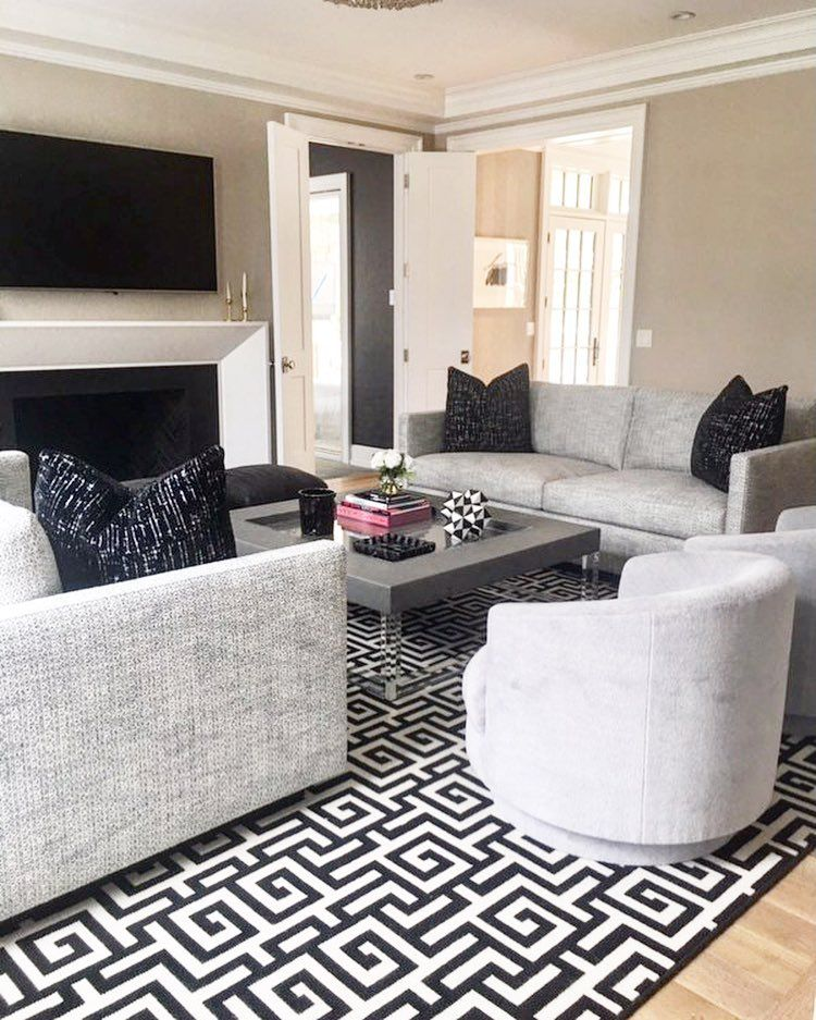 Michelle Gerson Interiors On Instagram Living Room Sofas Finally Arrived For A Project In Short Hills Design By Michellegersoninteriors