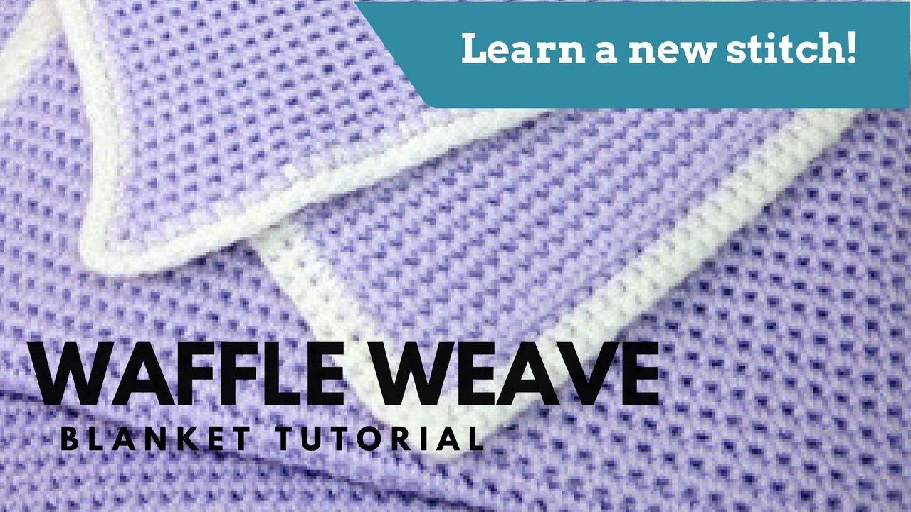 Waffle Stitch Pattern Amazing Design Ideas