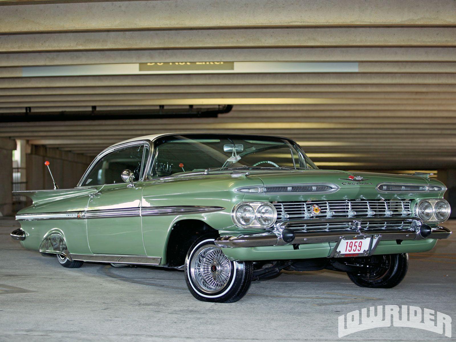 1959 Chevrolet Impala Lowrider Magazine Chevrolet Impala