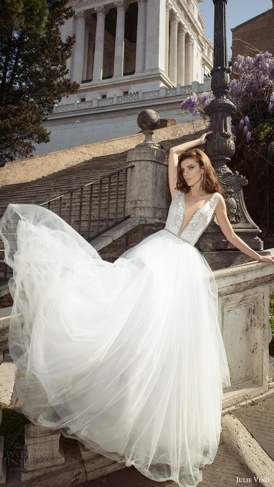 Julie vino bridal spring wedding dresses u roma bridal