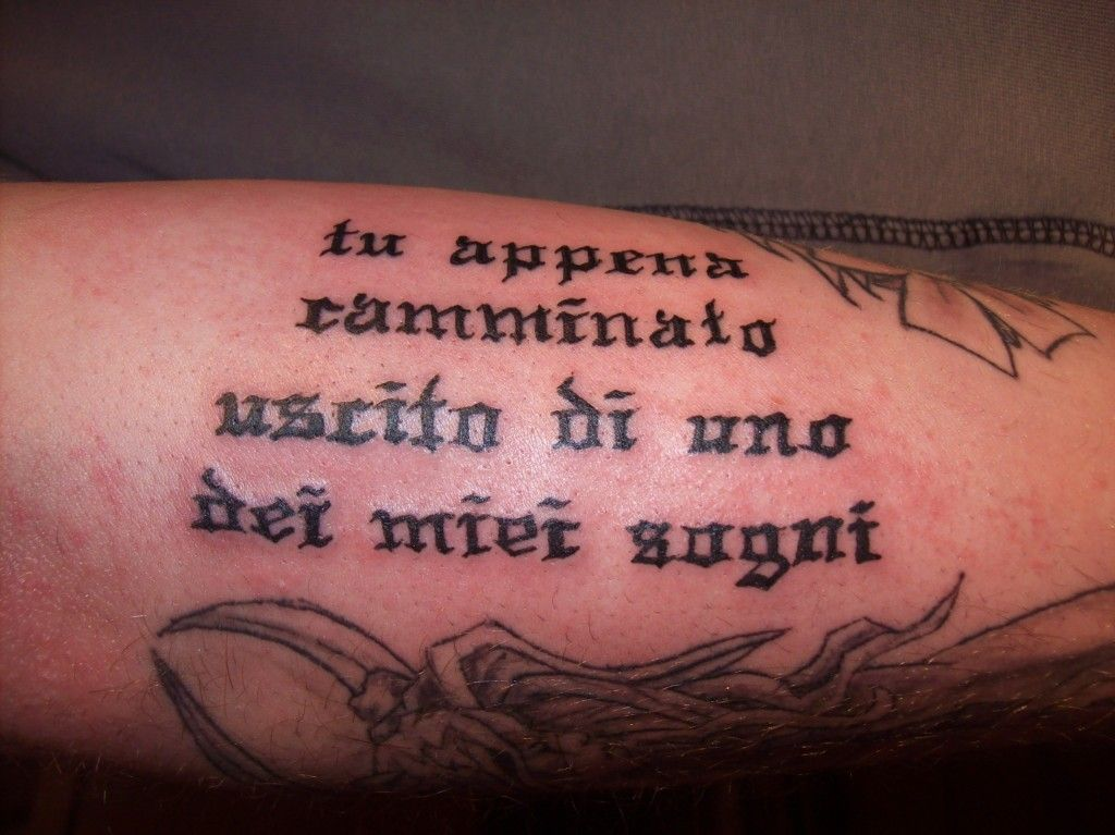 Bible Verse About Strength Psalm 119 28 Tattoo Quotes Italian