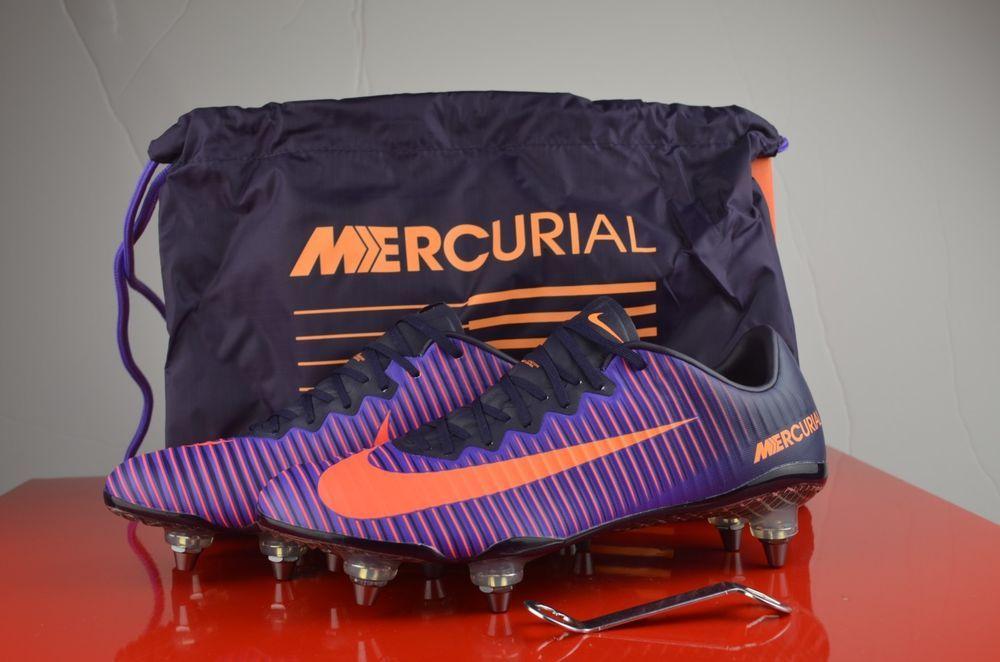 Nike Mercurial Vapor Xi Sg Promo Pro Purple Dynasty Citrus Sz 6 845051 586 Fashion Clothing Shoes Accessories Mensshoes Athl Purple Athletic Shoes Nike