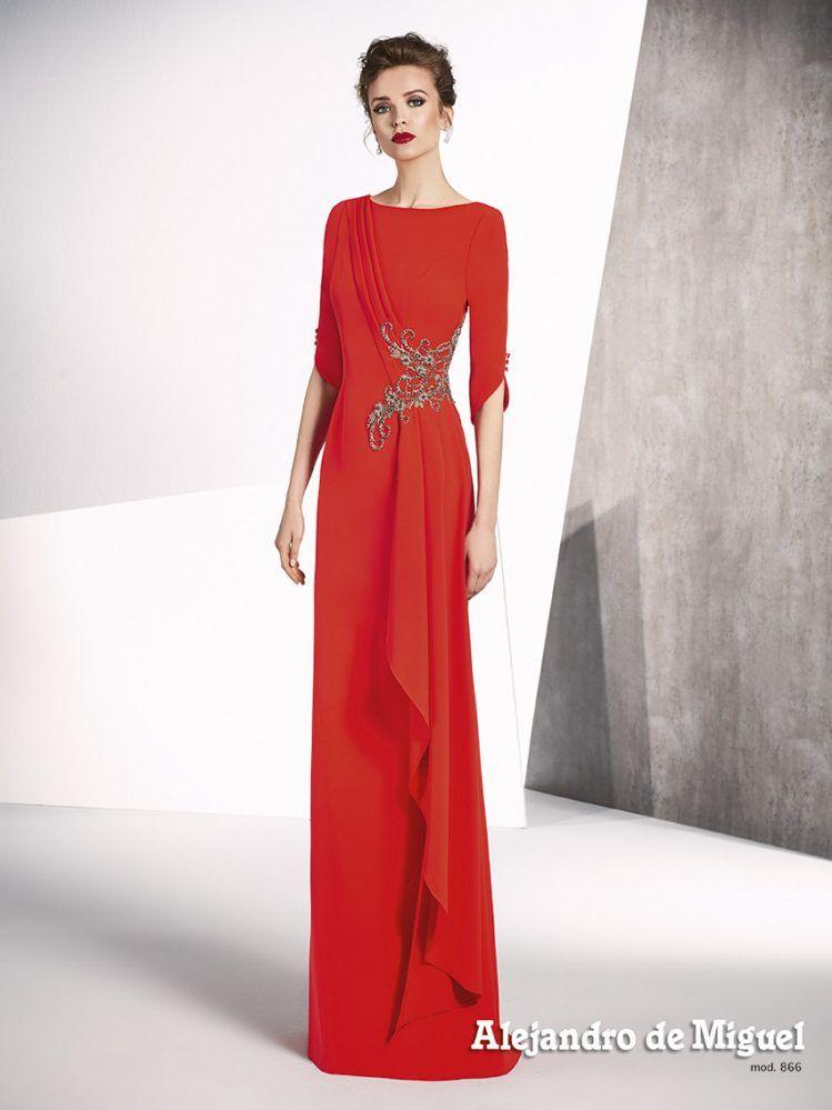 colección 2019 - alejandro de miguel | moda en 2019 | prom dresses