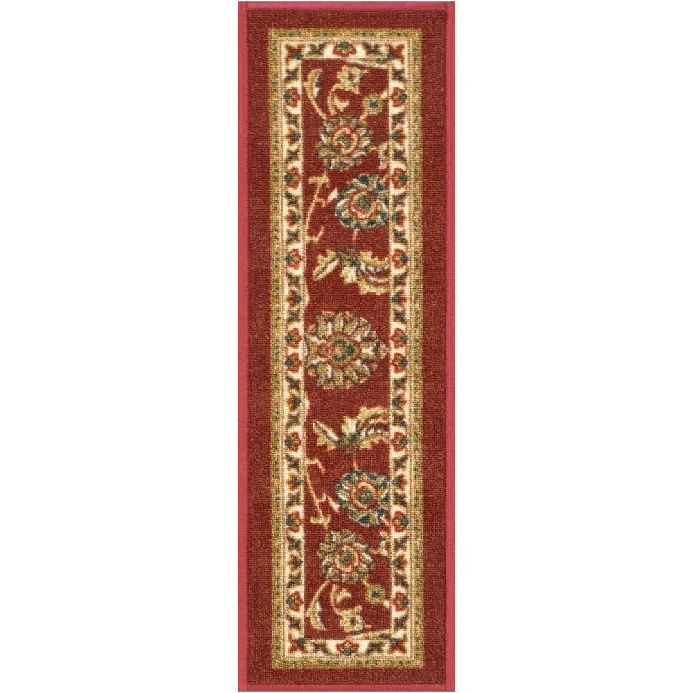 Best Well Woven Kings Court Tabriz Red Traditional Oriental 400 x 300
