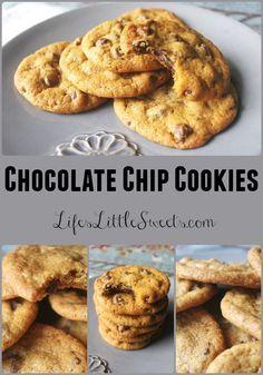 Classic Chocolate Chip Cookies. @Nestlé #chocolate #cookies #cookies #semisweet #nestle #tollhousecookies #recipe