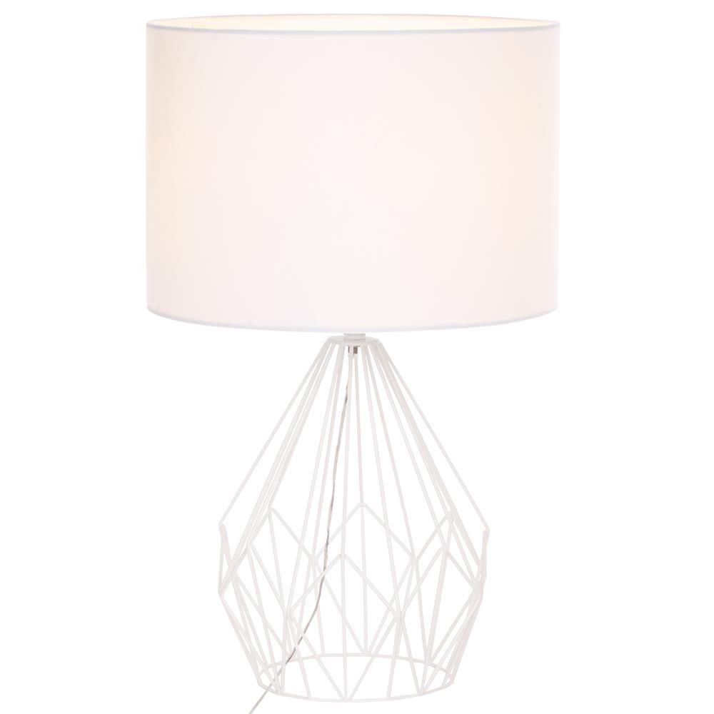 Geometric metal wire table lamp chambre pinterest metal table geometric metal wire table lamp keyboard keysfo Image collections