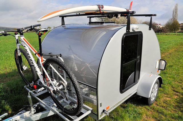 Camp Runner Alpina recr. trailer