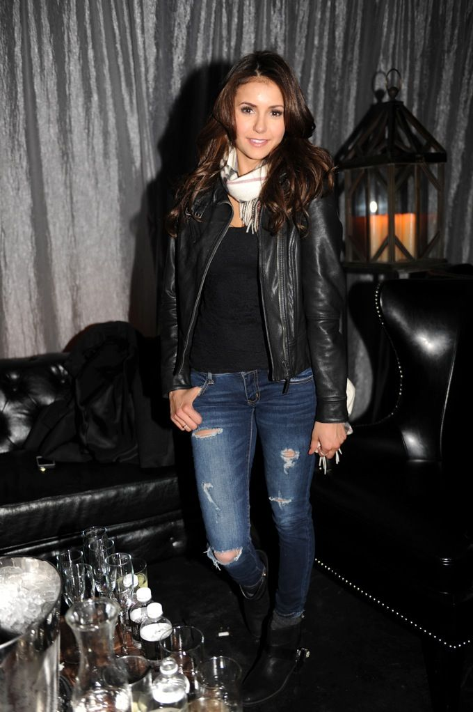896c55aedf154 Nina Dobrev media gallery on Coolspotters. See photos